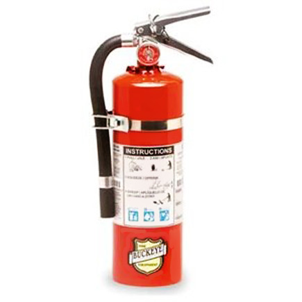 Abc Fire Extinguisher >> 5 Lb Abc Dry Chemical Fire Extinguisher