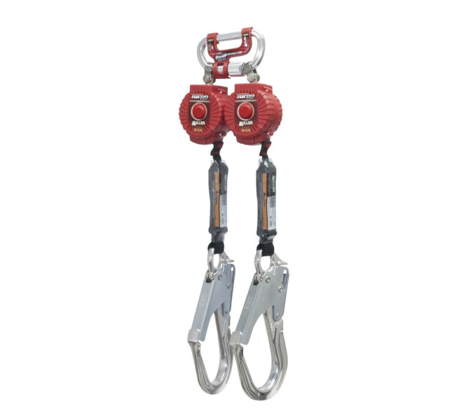 Miller Twin Turbo Fall Protection System with G2 Connector