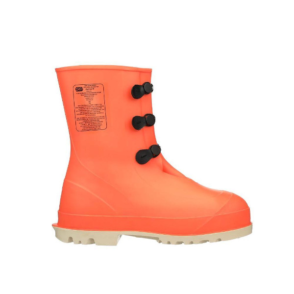 Steel Toe Boots Size 10 Part# 82330 New Tingley HazProof Chemical//Hazmat